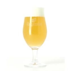 Verres à bière - Verre Hoegaarden pied - 25cl
