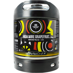 Kegs - Keg 6L Magic Rock High Wire Grapefruit