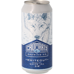 Flaschen Bier - Cromarty Whiteout - Can