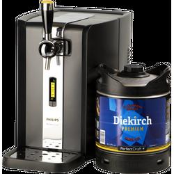 Beer dispensers - Pack Tireuse Perfectdraft Diekirch Premium