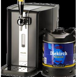 Tireuse à bière - Pack Tireuse Perfectdraft Diekirch Premium