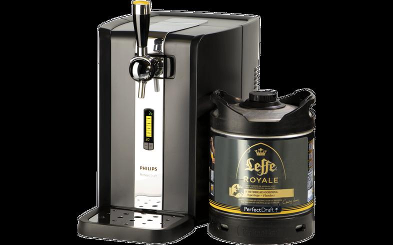 Beer dispensers - Pack Tireuse Perfectdraft Leffe Royale