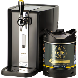 Tireuse à bière - Pack Tireuse Perfectdraft Leffe Royale