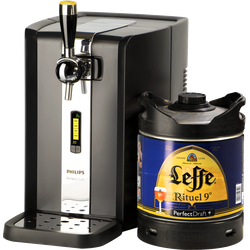 Beer dispensers - Pack Tireuse Perfectdraft Leffe Rituel