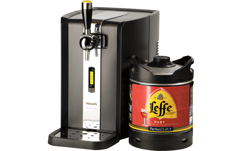 Beer dispensers - Pack Tireuse Perfectdraft Leffe Ruby