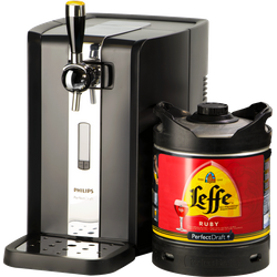 Fatöl - PerfectDraft Leffe Ruby Dispenser Pack