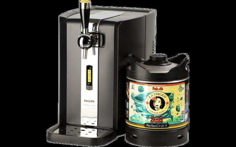 Beer dispensers - Pack Tireuse Perfectdraft La Virgen 360