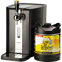 Kegs - Party pack Perfectdraft with Leffe la Légère