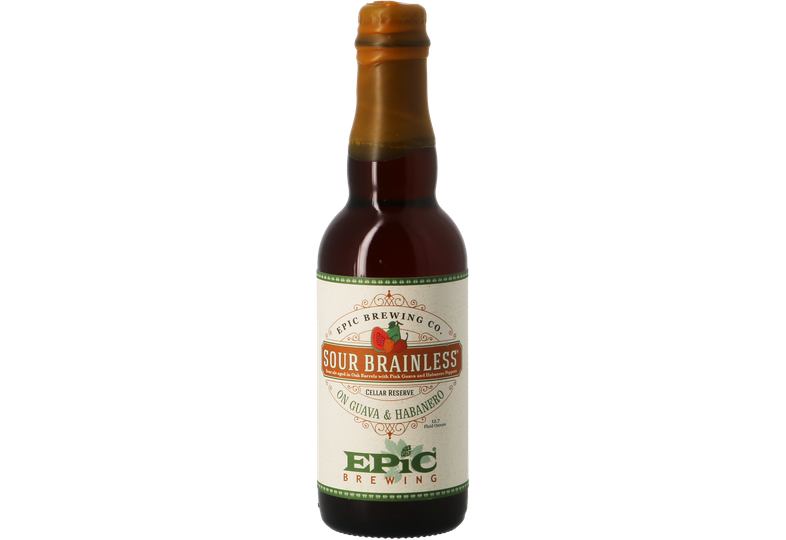 Bouteilles - Epic Sour Brainless on Guava And Habanero Oak Foudre BA
