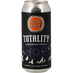 Bottiglie - FiftyFifty Totality Imperial Stout