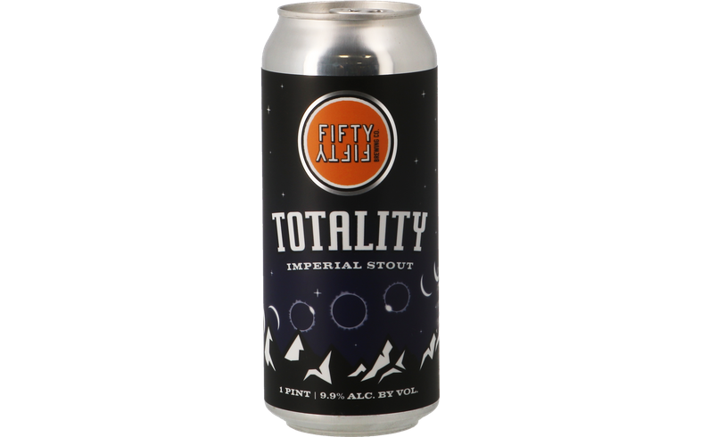 Bouteilles - FiftyFifty Totality Imperial Stout