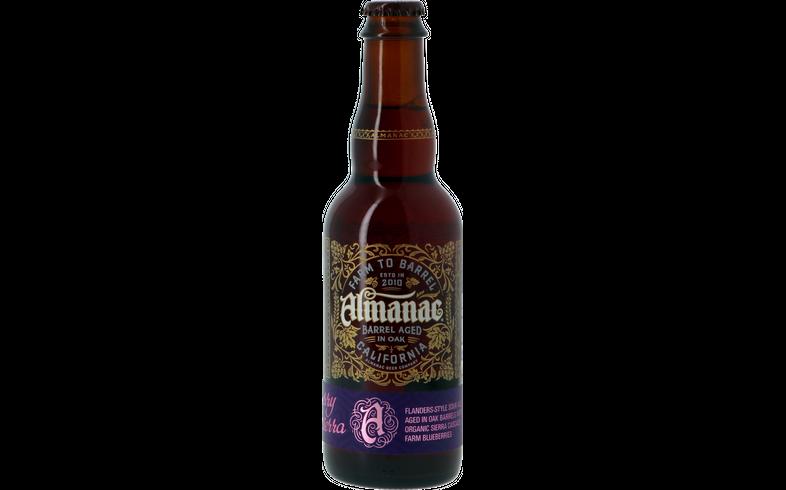Bottled beer - Almanac Blueberry Sierra Oak BA