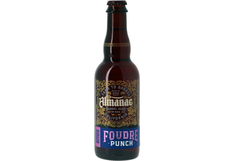 Bouteilles - Almanac Foudre Punch Oak BA