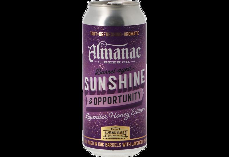 Bouteilles - Almanac Sunshine And Opportunity Lavender Honey Oak BA