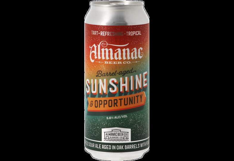 Bouteilles - Almanac Sunshine And Opportunity Oak BA