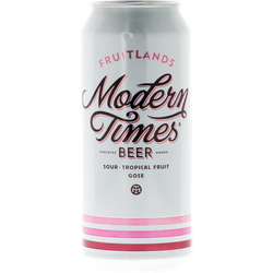 Bouteilles - Modern Times Fruitlands - Passion Fruit and Guava