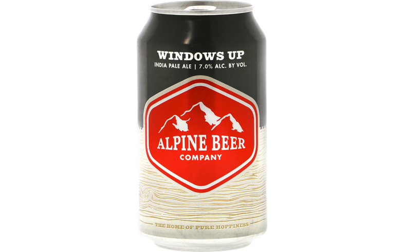 Bouteilles - Alpine Windows Up