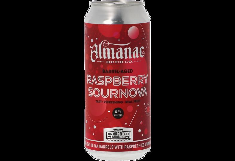 Botellas - Almanac Raspberry Sournova Oak BA