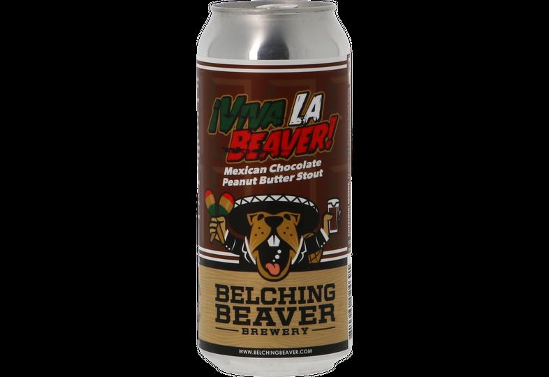 Flaskor - Belching Beaver ¡Viva La Beaver!