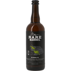 Bottled beer - The Rare Barrel Dry Hopped Blurred Sb Oak BA 2019