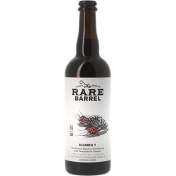 Bottled beer - The Rare Barrel Blurred T Oak BA 2019