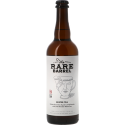 Bottled beer - The Rare Barrel Mister Tea Oak BA 2018