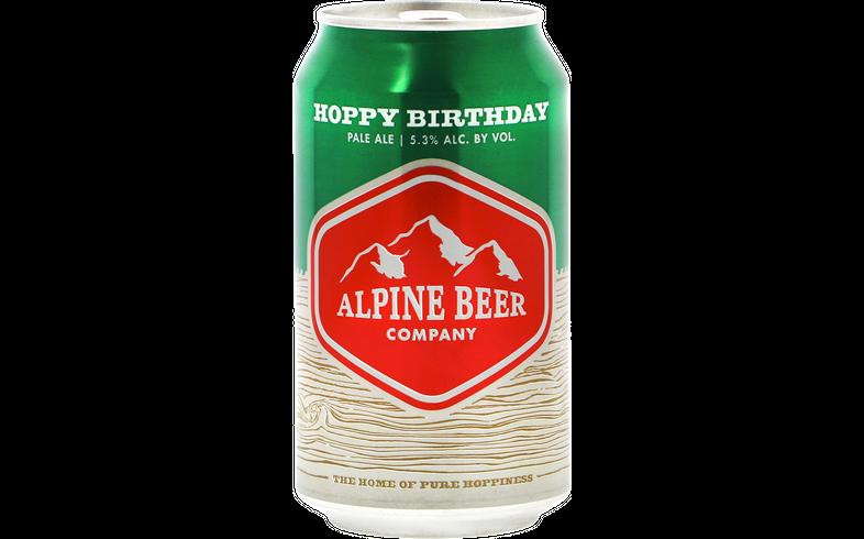 Flaskor - Alpine Hoppy Birthday
