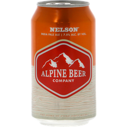Bottled beer - Alpine Nelson