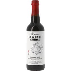 Bottled beer - The Rare Barrel Seditious Ways Oak BA 2016