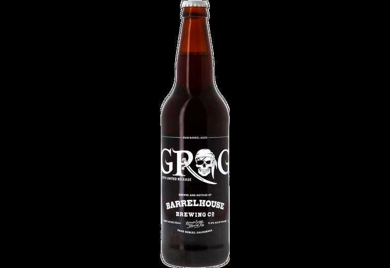 Bouteilles - BarrelHouse Grog Rum BA