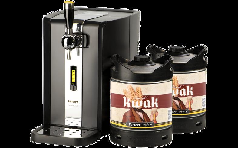 Tireuse à bière - Pack Tireuse Perfectdraft 2 fûts Kwak
