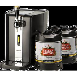 Tireuse à bière - Pack Tireuse Perfectdraft 2 fûts Stella Artois