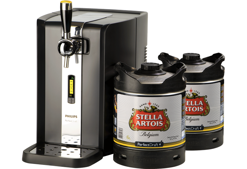 Fusti - Pack Spillatore PerfectDraft Stella Artois due fusti