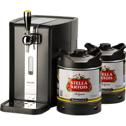 Fatöl - PerfectDraft Stella Artois Dispenser Pack