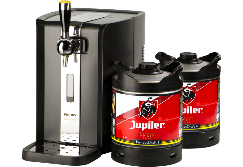 Kegs - Pack Philips Perfectdraft 2 vaatjes Jupiler