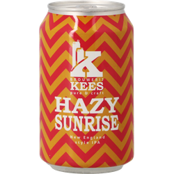 Bottled beer - Kees Hazy Sunrise
