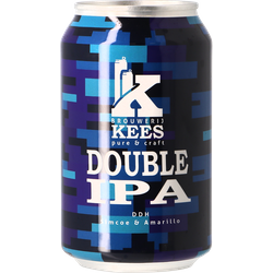 Bottled beer - Kees Double IPA