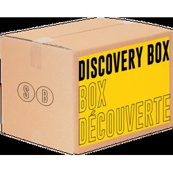 Box Découverte - Nouvelle Box Découverte