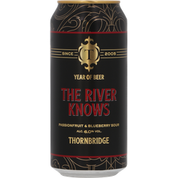 Flaskor - Thornbridge The River Knows