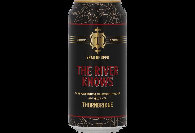 Bouteilles - Thornbridge The River Knows