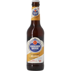 Bottled beer - Schneider Weisse Tap 7 Original
