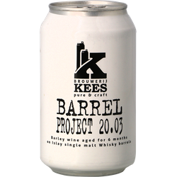 Bouteilles - Kees Barrel Project 20.03 Islay Whisky Barrel Aged