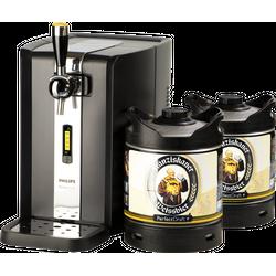 Tireuse à bière - Pack Tireuse Perfectdraft 2 fûts Franziskaner Weissbier