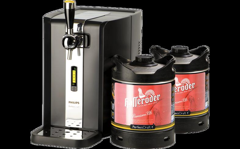 Beer dispensers - Pack Tireuse Perfectdraft 2 fûts Hasseröder