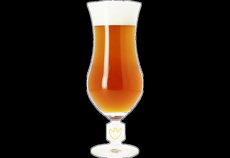 Beer glasses - Bloemenbier glass - 25 cl
