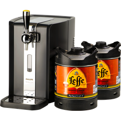 Beer dispensers - Pack Tireuse Perfectdraft 2 fûts Leffe Ambrée