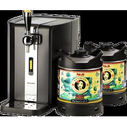 Tireuse à bière - Pack Tireuse Perfectdraft 2 fûts La Virgen 360