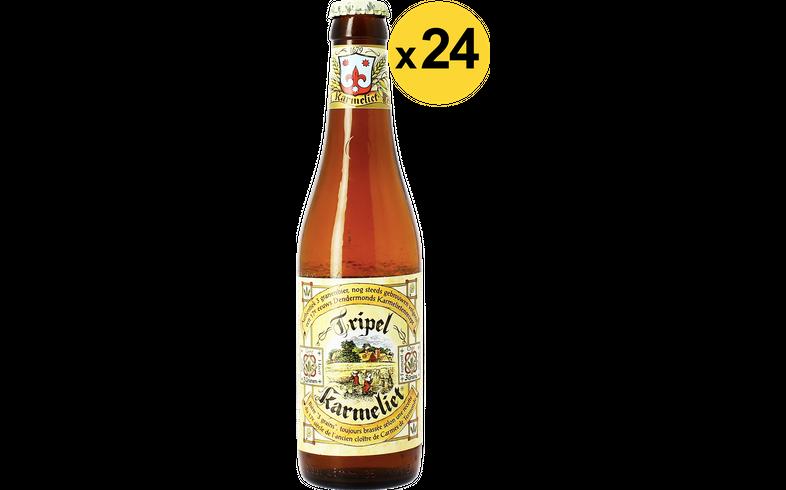 Bouteilles - Big Pack Tripel Karmeliet - 24 bières - 33cl