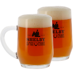 Biergläser - Pack 2 verres Thornbridge Shelby - Half Pint