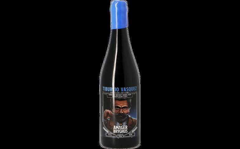 Flaskor - Amager Tiburcio Vasquez - Jack Daniels BA